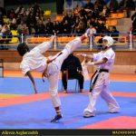 گزارش تصویری دوازدهمین دوره مسابقات قهرمان قهرمانان کیوکوشین تزوکا ایران