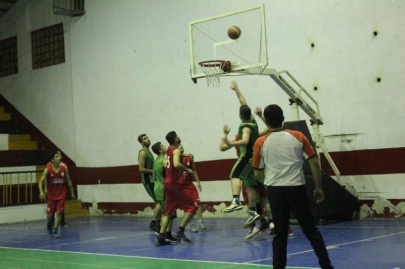 ادامه برد های مقتدرانه تیم بسکتبال امیدرامسر در لیگ استان مازندران