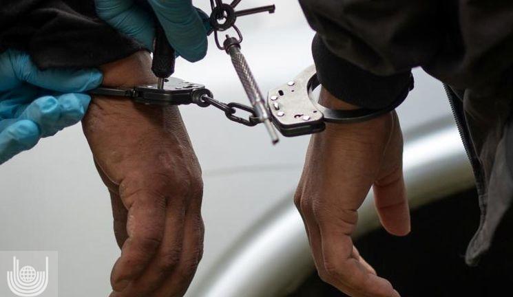 دستگیری فوتبالیست معروف ایرانی ازداخل تانکر آب !