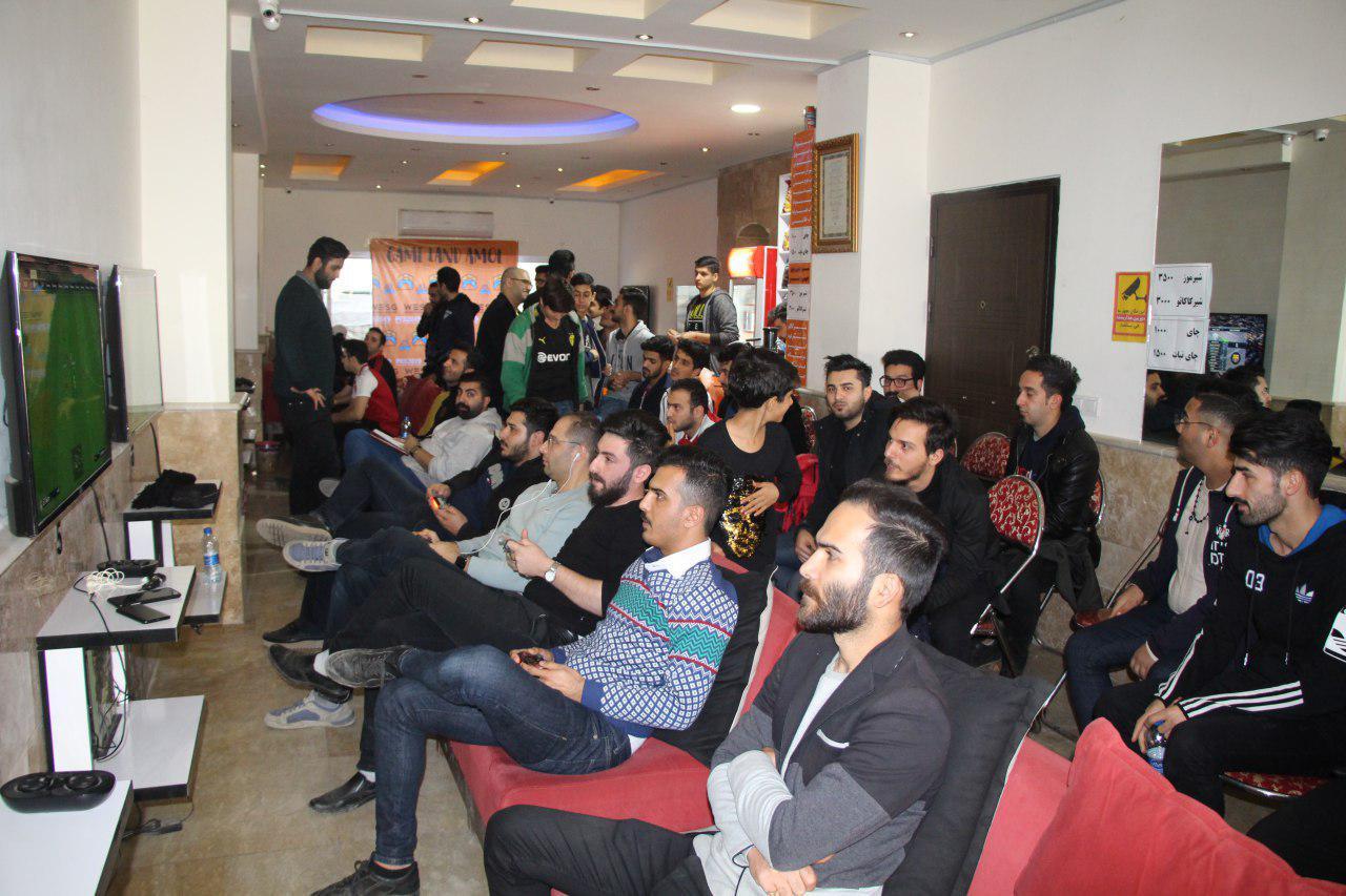 مسابقات کشوری  انتخابی بازی های کنسول ، پی اس ۲۰۱۹  در باشگاه ورزش های الکترونیک گیم لند  آمل برگزار گردید +تصاویر