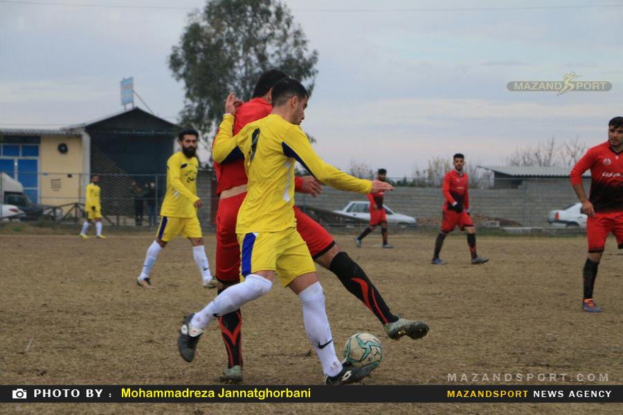 برتری شهروند مقابل یاران هادی نوروزی بابل/ رامسری ها قهرمان لیگ برتر فوتبال مازندران شدند