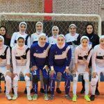 شاهکار دختران نارنجی پوش در مشهدالرضا / توقف صدرنشین لیگ توسط دختران شهروند