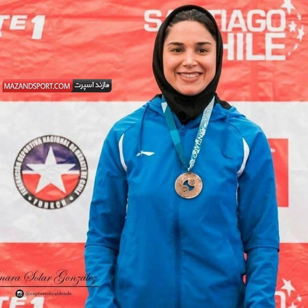 علیپور: شانس زیادی برای کسب سهمیه المپیک دارم