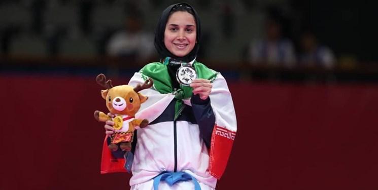 ثبت مدال طلای ۶۱ کیلوگرم به نام علیپور در لیگ کاراته جهان