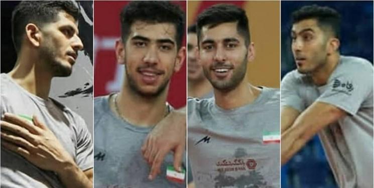 صعود والیبال ایران به المپیک ۲۰۲۰ توکیو با چهار مازندرانی