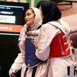 پایان کار دختران با کسب ۷ مدال طلا و برنز/ تینا مدانلو برنزی شد