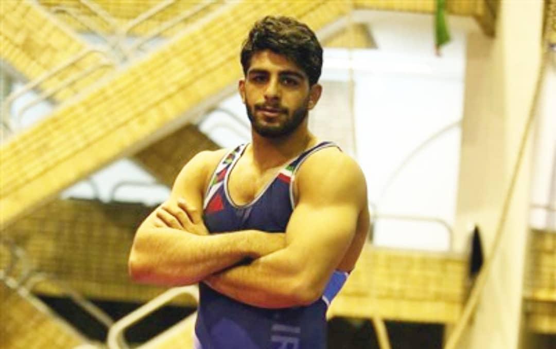 رقابت های کشتی فرنگی قهرمانی آسیا-هندوستان / ساروی قهرمان شد