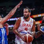 رنکینگ جهانی بسکتبال اعلام شد/ ایران همچنان ۲۲ جهان و دوم آسیا