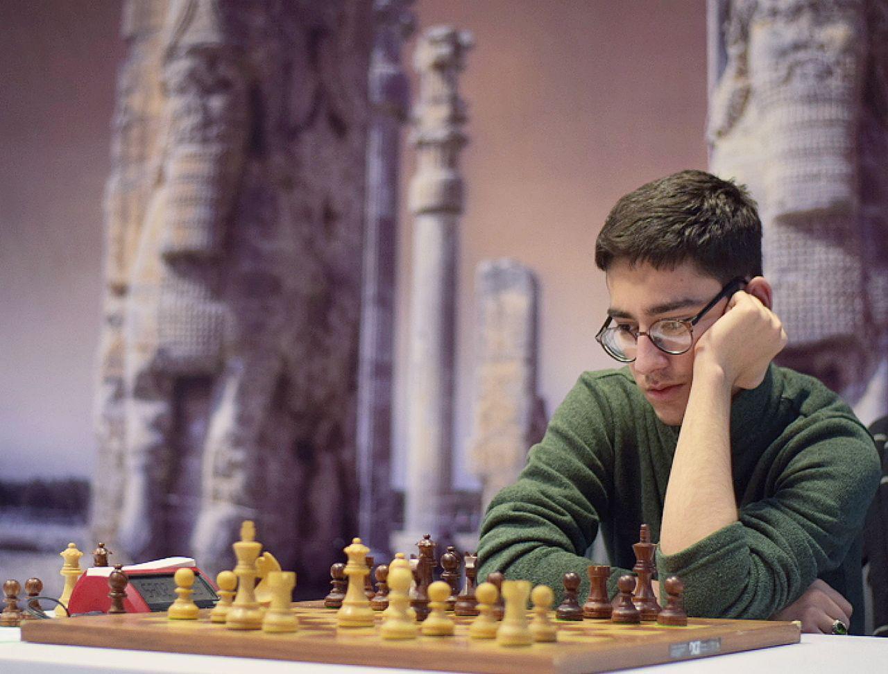 طلبکار جدید پرسپولیس؛ یک شطرنج باز