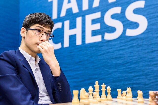 ۲ پیروزی فیروزجا در مسابقات جام ملتهای شطرنج/ تیم منتخب جهان آخر شد