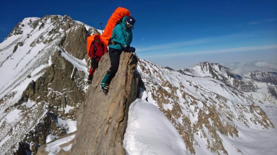 صبر و امید نتیجه نبرد با صخره و سنگ/ دغدغههای مالی از چالشهای صعود به قلهها است