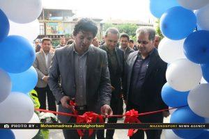 افتتاح باشگاه پرورش اندام هدف در رامسر