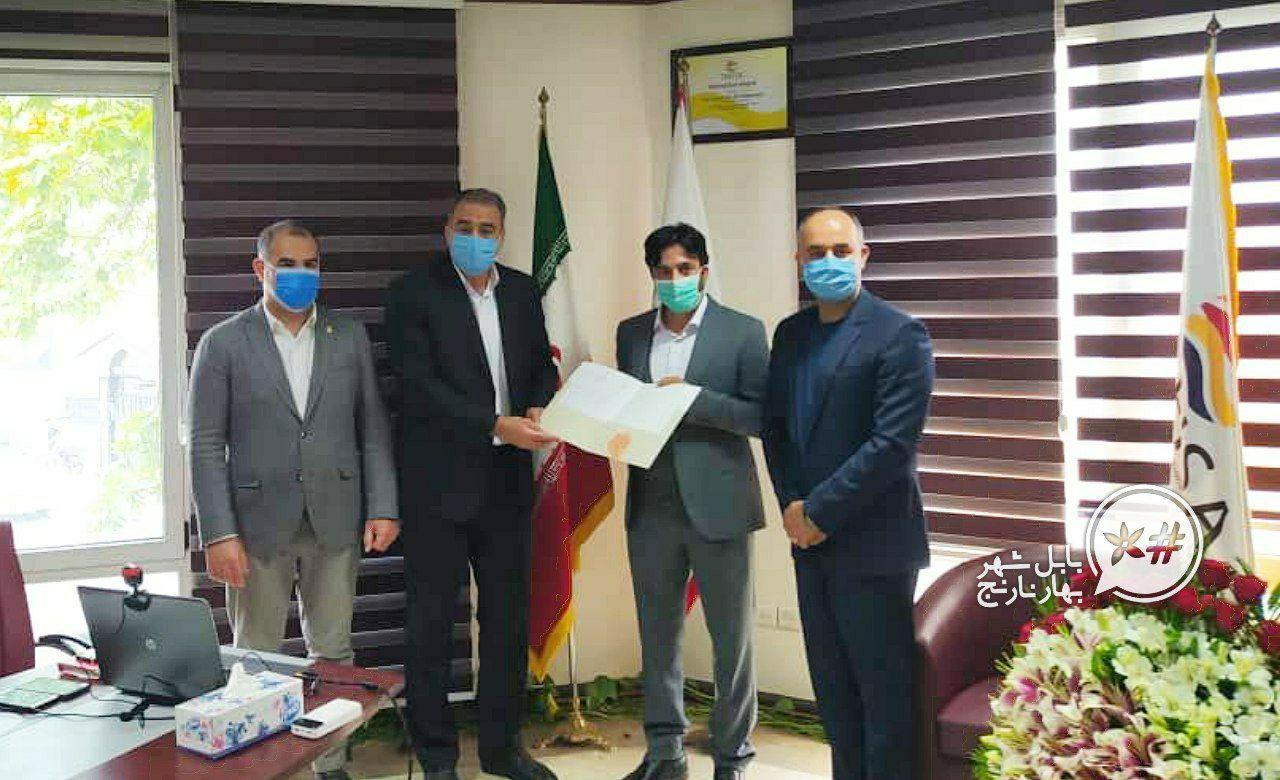انتصاب دکتر مقدادکامرانی بعنوان مسئول کمیته هوگام ایران + عکس