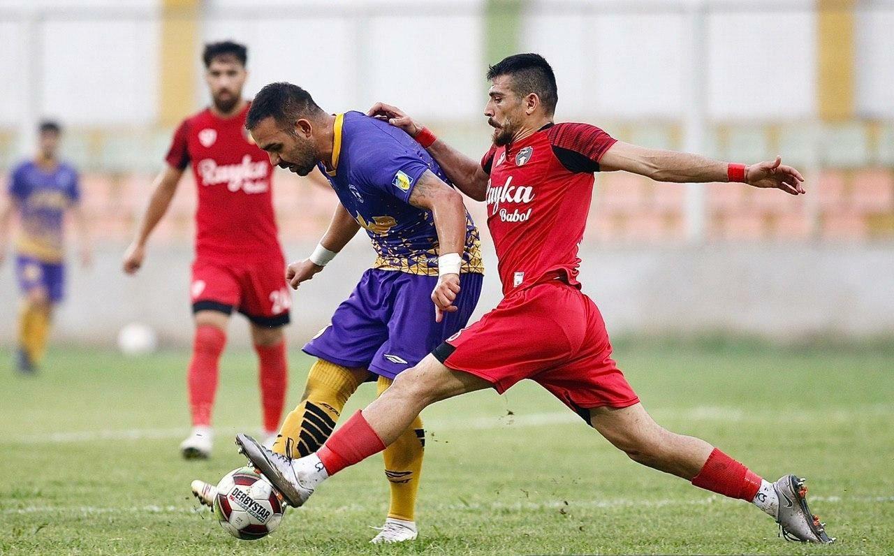 خبرهای تازه از تنها نماینده فوتبال مازندران در لیگ یک
