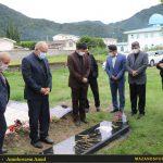 حضور چندساعته رئیس هیات فوتبال مازندران در رامسر