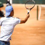 اوج حساسیت در مسابقات جايزه بزرگ تنیس ساری + عکس