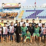 انصراف موجسواران نوشهر از مرحله نیمه نهایی لیگ ساحلی/ مساجدی: بدرود فوتبال سیاسی!
