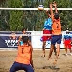 گزارش تصویری مسابقات والیبال ساحلی قهرمانی زیر ۱۶ سال کشور / عکاس : مصطفی توحیدیان