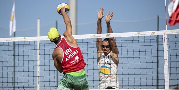 بهشهر میزبان مسابقات والیبال ساحلی قهرمانی کشور