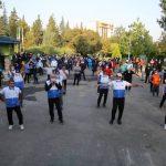 از افتتاح سالن ورزشی بانوان تا اهداء مدال قهرمانان به خانواده شهید مدافع حرم