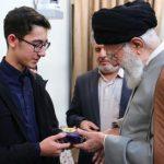 آرین غلامی: با انگشتر سردار در مسابقات جهانی حاضر میشوم/ تواضع و اخلاق برگ برنده ورزشکاران بسیجی