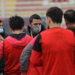 فاضلی: بازی برای هر دو تیم سخت است / نگاه باشگاه ما اخلاق مداری و آرامش است