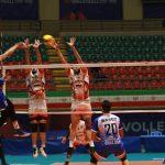 گزارش تصویری دیدار والیبال رعدپدافند قم – ایرانشید چالوس