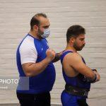 پیروزی تیم بهداد سلیمی در رقابت نزدیک لیگ برتر وزنه برداری/ گهر زمین اول شد، فولاد دوم