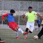 گزارش تصویری از تست گیری تیم فوتبال صدرای نکا + عکس