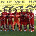روز بد فوتبال مازندران / شکست سنگین نساجی در نقش جهان + تصاویر