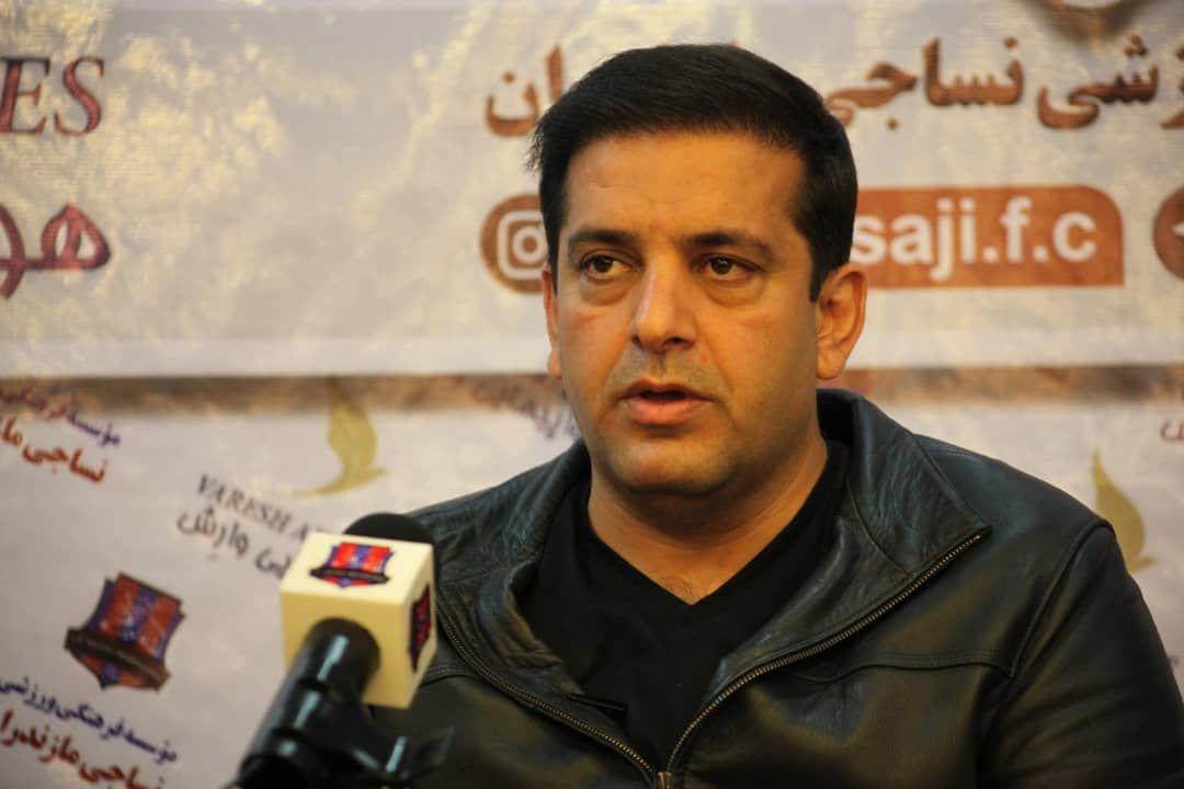 سیفاللهپور: کمیته داوران نباید تحت تاثیر اعتراضات باشگاه ذوبآهن قرار گیرد