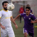 گزارش تصویری دیدار فوتبال صدرای نکا و ایرانیان نکا