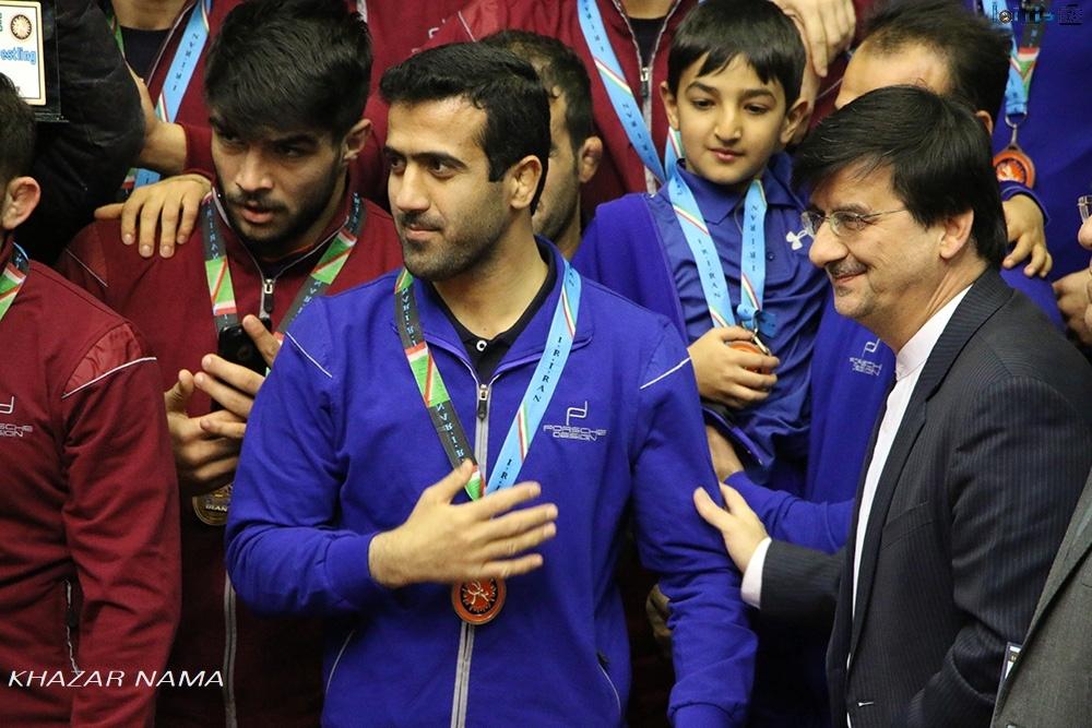 ستارگان ساری نماینده ایران در کشتی ساحلی کارگری جهان در کشور ایتالیا