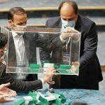 تیری که به سنگ خورد / مهدی کردانی تنها مازندرانی سربلند در مجمع فدراسیون + عکس