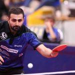 صعود نوشاد عالمیان به دور چهارم با شکست بازیکن قزاق