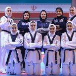 اعزام تیم ملی تکواندو بانوان به استانبول/ پریسا جوادی و زهرا پوراسماعیل در تیم ملی