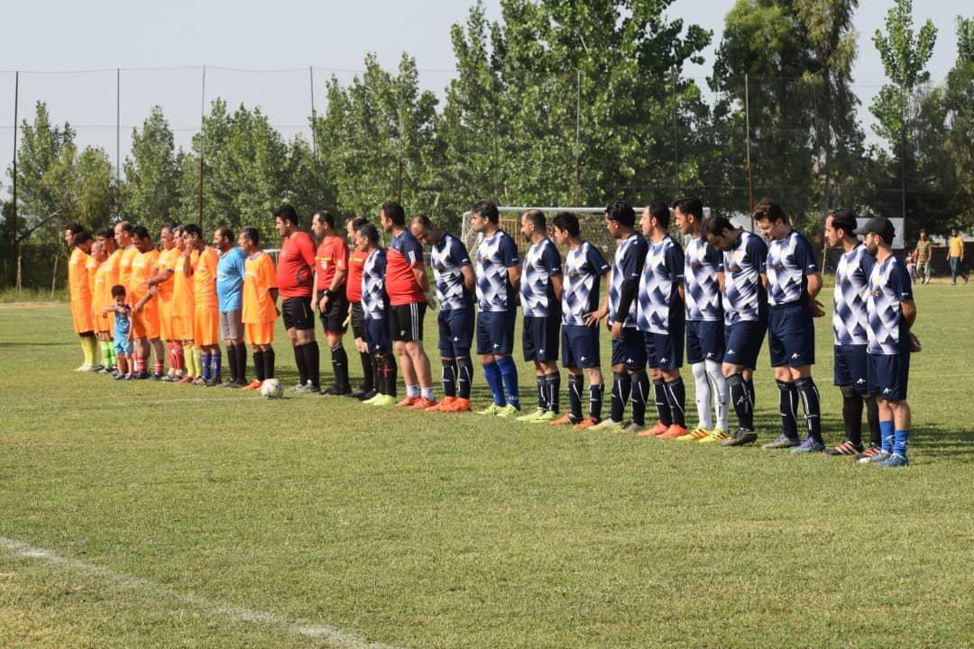 برتری رسانه ورزش مازندران برابر ساحل مبارز گلیرد + تصاویر