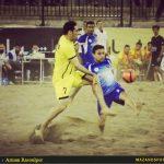 اعلام برنامه مسابقات هفته های اول و دوم لیگ برتر فوتبال ساحلی کشور