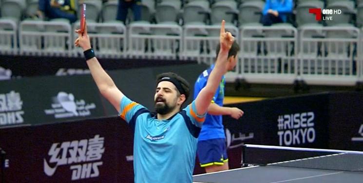 با قرعه کشی مسابقات تنیس روی میز المپیک توکیو حریف عالمیان در دور نخست مشخص شد.