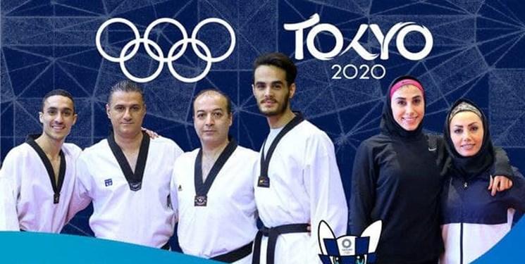 زمان اعزام تیم المپیکی تکواندوی ایران به توکیو مشخص شد.