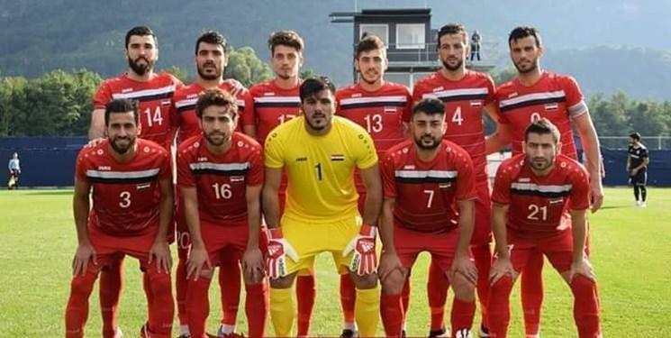 تیم ملی فوتبال سوریه بعد از عید سعید قربان یک اردوی خارجی برپا می کند.