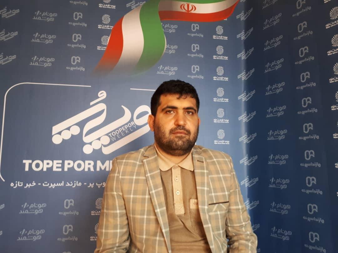 تکبال رشته نوپا بزودی در دل مردم ورزش دوست مازندران جا باز می کند