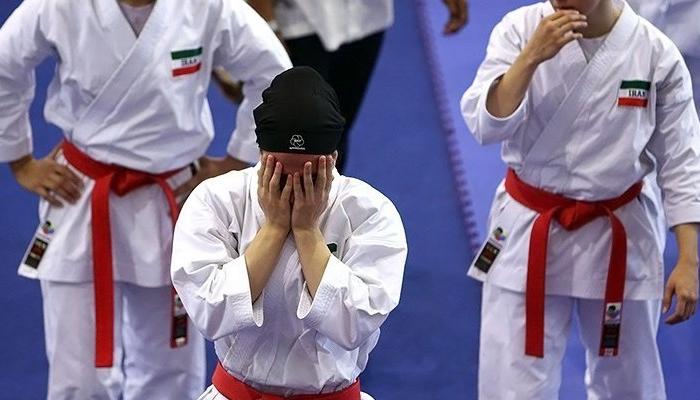 پایان اردوی تیم ملی کاراته بانوان با ۶مازندرانی / لغو اردو به دلیل کرونا