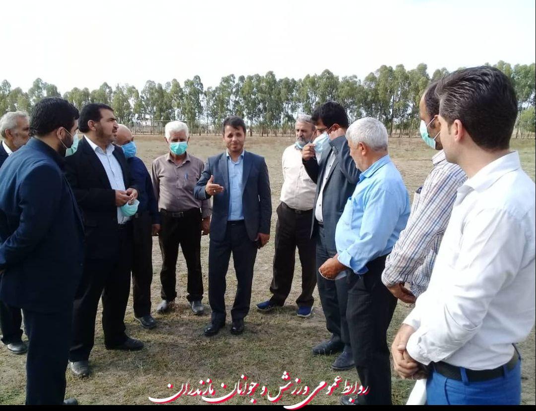 ورزش روستا، محور پیگیری های مدیرکل ورزش و جوانان مازندران