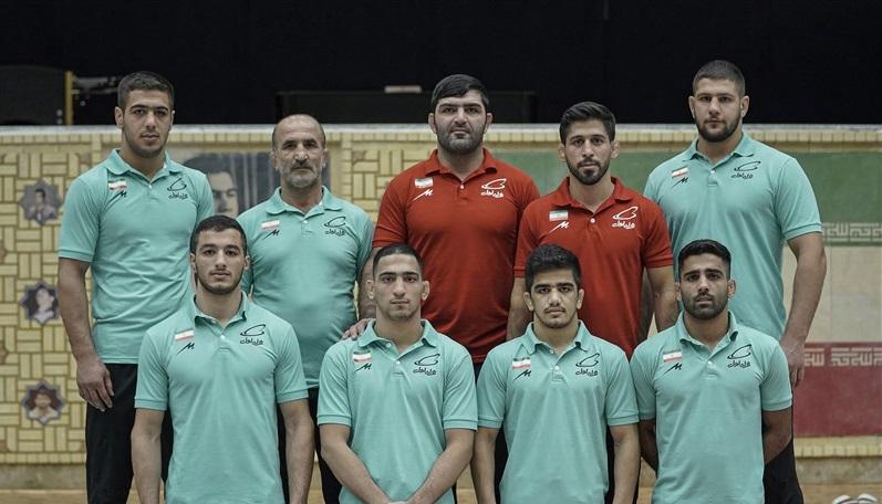 کسب ۲ مدال نقره و ۲ مدال برنز توسط تیم منتخب کشتی آزاد مازندران