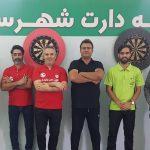 مسابقات دارت آنلاین قهرمانی کشور  / استان مازندران بر سکو سوم کشور ایستاد